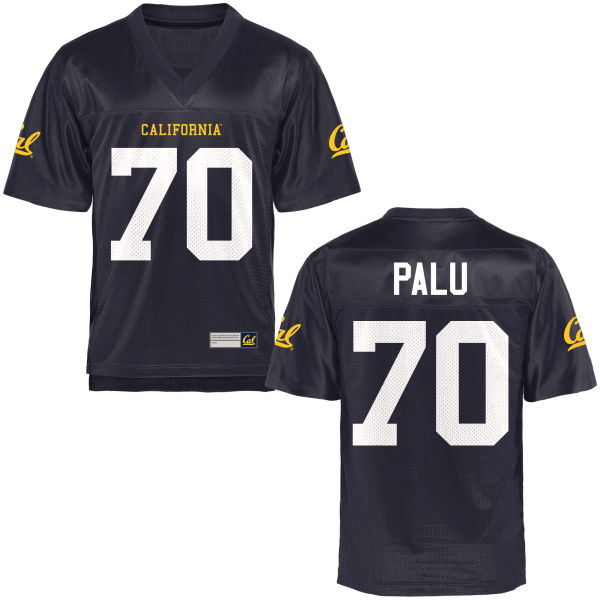 Women's Benji Palu Cal Bears Replica Navy Blue Football Jersey
