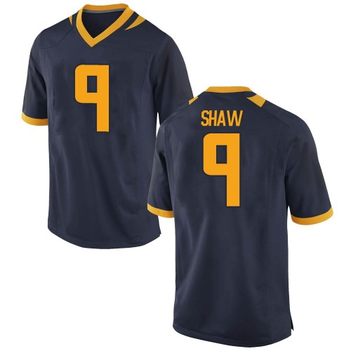 Youth Nike Bradrick Shaw California Golden Bears Replica Gold Navy Football College Jersey